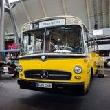 城市公共汽车奔驰车O 322, 1961年 库存照片