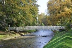城市公园在Baden-Baden,德国02 库存图片