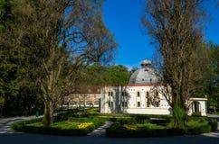城市公园,达鲁瓦尔 免版税库存照片