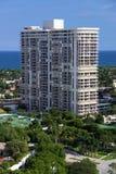 城市公寓房佛罗里达 免版税库存图片