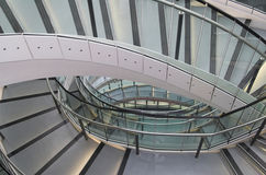 城市养育大厅伦敦诺曼底s 图库摄影