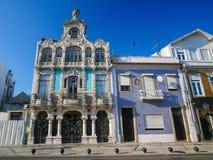 城市博物馆在阿威罗, Centro地区,葡萄牙 库存图片