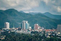 城市在南亚 免版税图库摄影