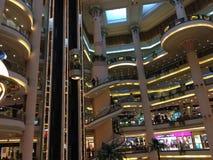 城市在埃及照片5的星购物中心 免版税库存照片