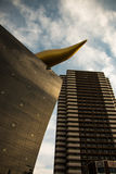 城市在日本 免版税库存照片