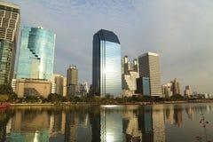 城市在白天 库存照片