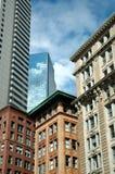 城市地平线 免版税库存照片