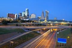 城市堪萨斯 免版税库存图片