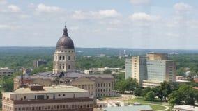 城市堪萨斯 免版税库存照片