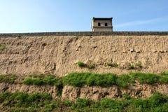 城市墙壁 免版税库存照片