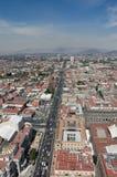 城市墨西哥 库存照片