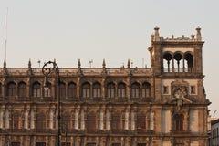 城市墨西哥 免版税库存图片