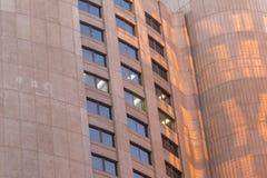 城市大厦 免版税库存照片