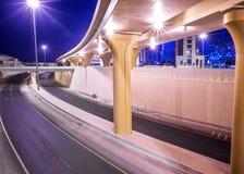 城市天桥 免版税图库摄影
