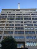 城市天空 免版税库存图片