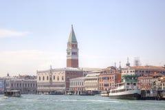 城市威尼斯 免版税库存图片