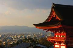 城市寺庙 图库摄影