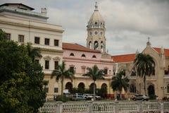 城市巴拿马 库存图片
