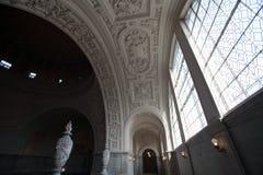 城市弗朗西斯科大厅圣 免版税库存图片