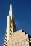 城市形状 免版税库存照片
