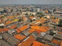 城市形状 免版税库存图片