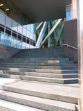 城市总公司入口办公室 免版税库存图片