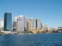 城市悉尼 免版税库存图片