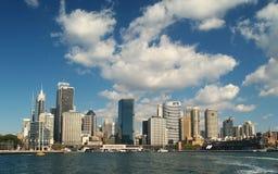 城市悉尼 库存图片