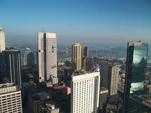 城市悉尼 库存照片