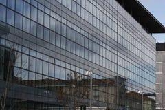 城市接近  免版税图库摄影