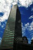 城市摩天大楼 免版税库存图片