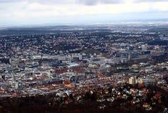城市斯图加特 免版税图库摄影