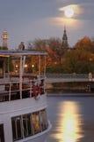 城市斯德哥尔摩 免版税图库摄影