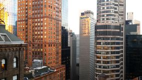 城市新的摩天大楼约克 免版税图库摄影