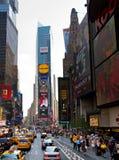 城市新的方形时间约克 库存照片