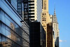 城市新的部分约克 免版税库存照片