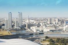 城市日本 免版税库存图片