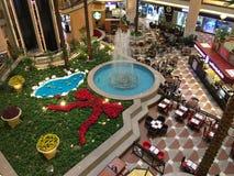 城市星购物中心在埃及 免版税库存照片