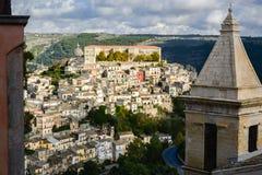 城市景观图 库存照片