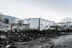 城市更新在土耳其的马尔马拉地区 图库摄影