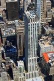 城市曼哈顿新的美国约克 免版税库存图片