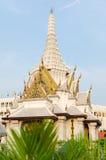 城市柱子寺庙,曼谷 库存图片