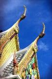 城市柱子寺庙,曼谷 库存照片