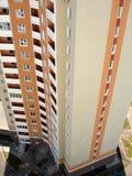 城市概念基辅 库存照片
