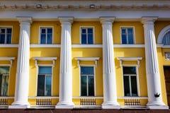 城市横向博物馆彼得斯堡俄国俄语 Mikhailovsky宫殿 彼得斯堡圣徒 免版税库存图片