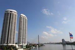 城市横向 图库摄影