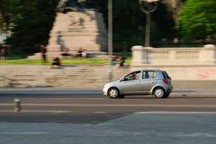 城市汽车 免版税库存图片