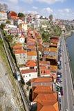 城市波尔图葡萄牙 免版税库存照片