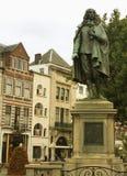 城市海牙,荷兰的历史中心 免版税库存图片