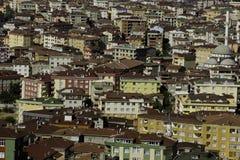城市混凝土 免版税库存照片